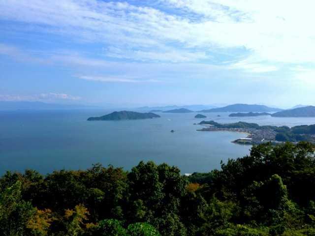 呉の見どころ5:高烏台公園から瀬戸内海を一望_d0339885_13042541.jpg