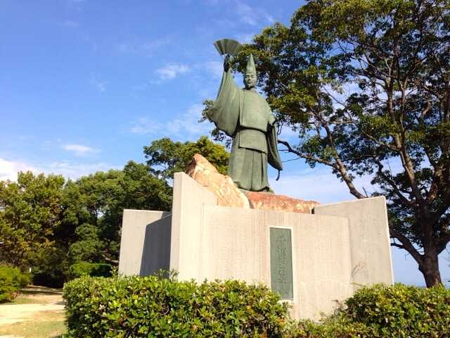 呉の見どころ5:高烏台公園から瀬戸内海を一望_d0339885_13042567.jpg