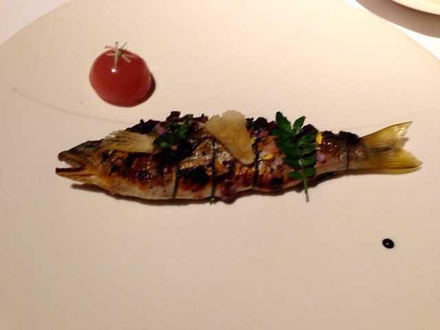 川魚や地元の野菜を使った最高のフレンチ:ユカワタン@軽井沢_d0339885_13045000.jpg