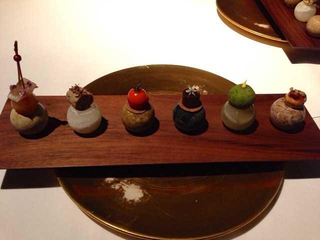 川魚や地元の野菜を使った最高のフレンチ:ユカワタン@軽井沢_d0339885_13045022.jpg