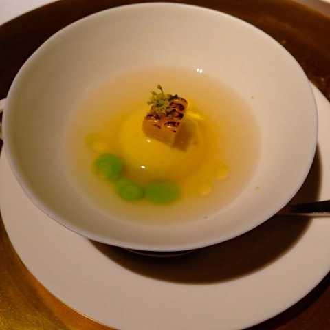 川魚や地元の野菜を使った最高のフレンチ:ユカワタン@軽井沢_d0339885_13045057.jpg