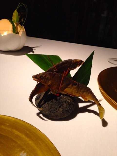 川魚や地元の野菜を使った最高のフレンチ:ユカワタン@軽井沢_d0339885_13045082.jpg