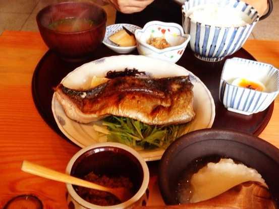 佐久にあるお魚がおいしい和食屋さん:お料理 いけだ_d0339885_13054227.jpg