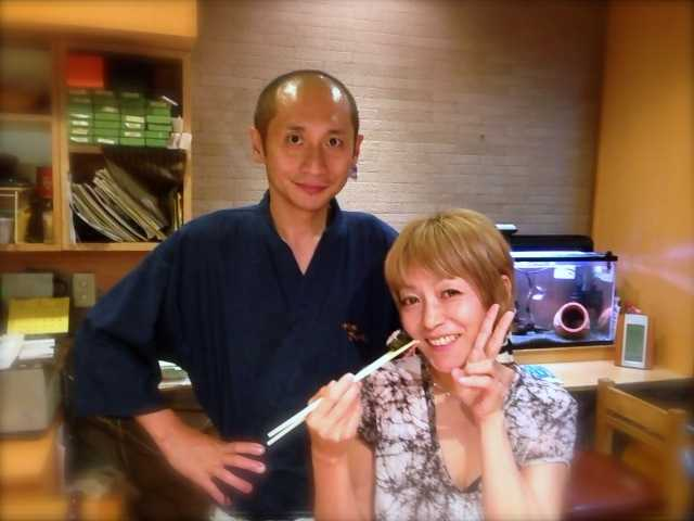 SNSを駆使してファンを増やしてる美味しい鮨屋さん:大井町 すし処さいしょ_d0339885_13054485.jpg