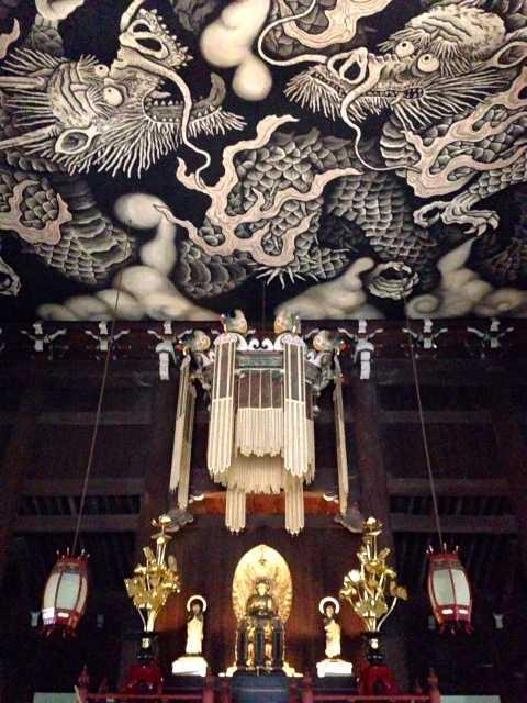 建仁寺で双龍図を見て、お隣の両足院で半夏生を眺める:京都にて_d0339885_13055394.jpg