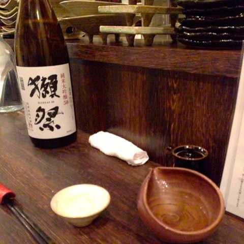 日本酒好きさんに超おすすめ♪料理14種日本酒10種で5000円:五反田 酒場それがし_d0339885_13062228.jpg