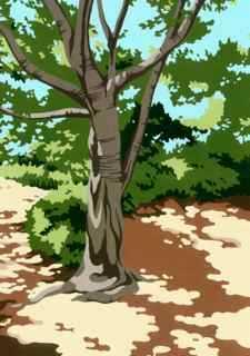この春はやわらかい雰囲気の迷彩柄が流行るらしいよ:日経MJ「トレンドVIEW」より_d0339885_13073293.jpg