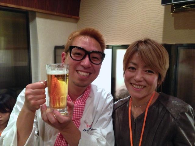 クック井上さんの手料理堪能!:Orange Table 宣伝部長就任記念パーティ_d0339885_13080541.jpg