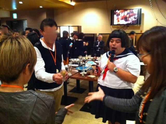 クック井上さんの手料理堪能!:Orange Table 宣伝部長就任記念パーティ_d0339885_13080551.jpg