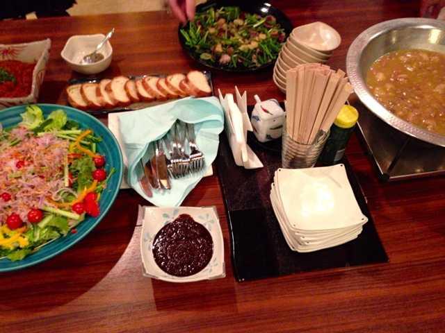 クック井上さんの手料理堪能!:Orange Table 宣伝部長就任記念パーティ_d0339885_13080561.jpg