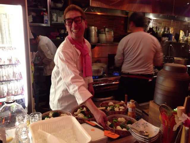 クック井上さんの手料理堪能!:Orange Table 宣伝部長就任記念パーティ_d0339885_13080566.jpg