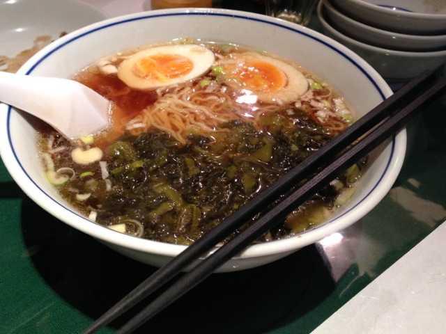 こんなに美味しい中華料理が祐天寺にあったなんてー:菜香(サイカ)_d0339885_13450628.jpg