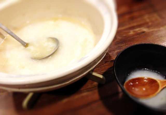 これ美味しい!:草野心平さんレシピの心平粥_d0339885_13451451.jpg