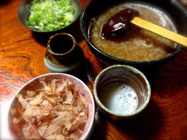 大根の絞り汁で食べる辛い越前そば:けんぞう蕎麦_d0339885_13453647.jpg