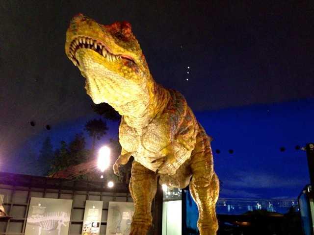 大人も十分楽しいジュラシックパークの世界:福井県立恐竜博物館_d0339885_13460932.jpg