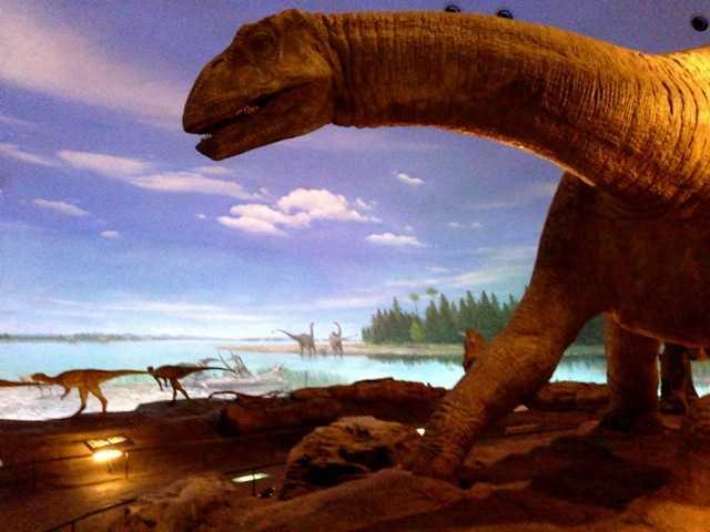 大人も十分楽しいジュラシックパークの世界:福井県立恐竜博物館_d0339885_13461092.jpg