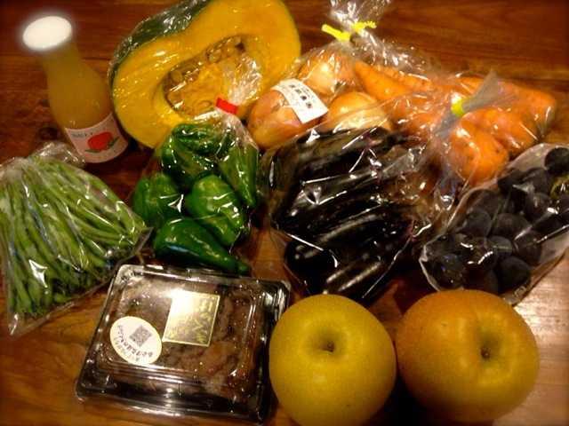 その月で最もおいしい福島県産農産物が届く:ふくしま新ブランド(二本松農園)_d0339885_13463690.jpg