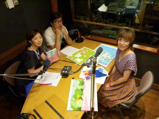 9/9(日)ラジオふたつ出ます:その1「松任谷正隆DEAR PARTNER」_d0339885_13465444.jpg