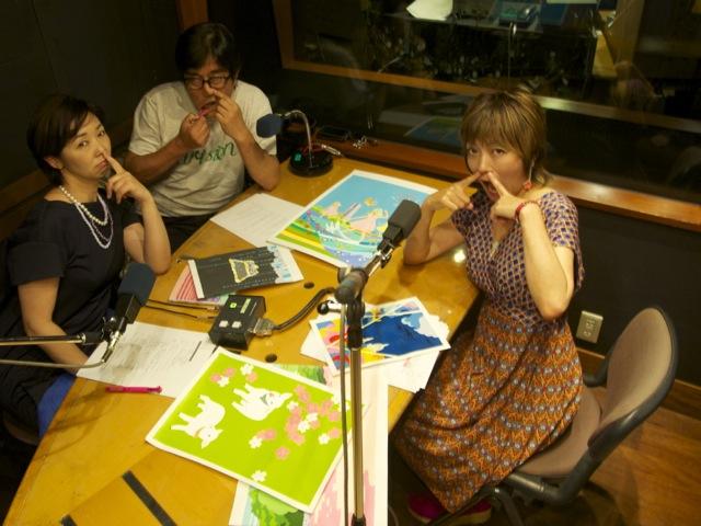 ラジオ収録行って来た!松任谷正隆DEAR PARTNER@東京FM_d0339885_13471678.jpg