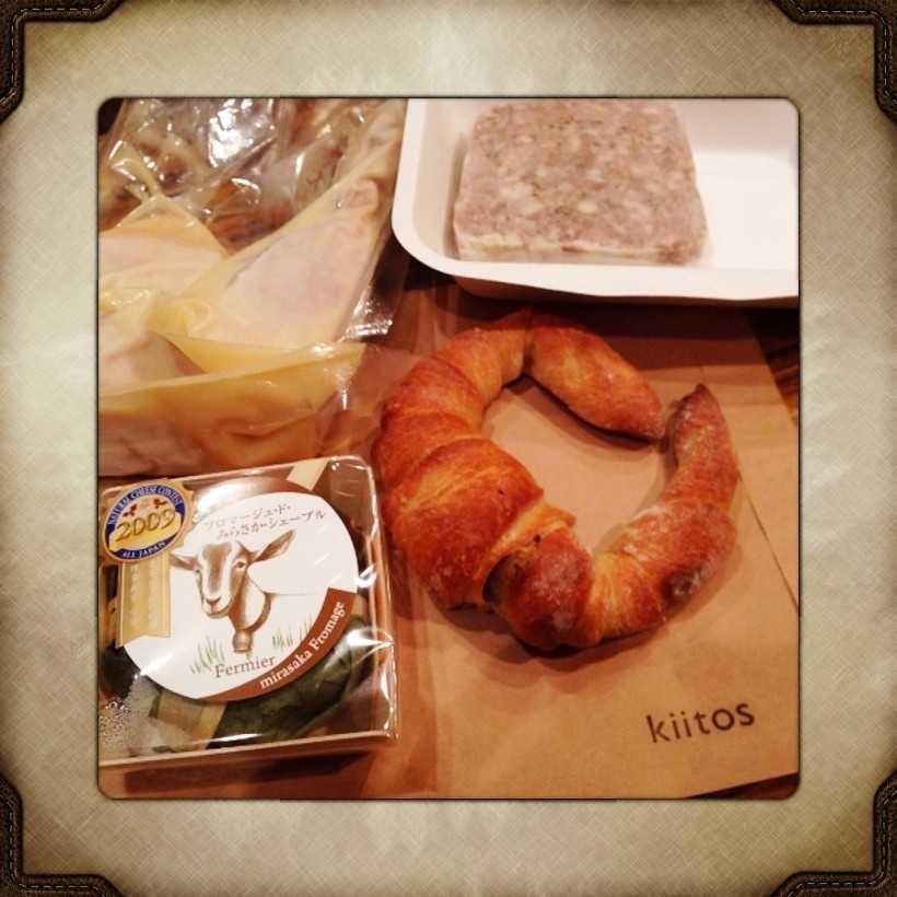 軽井沢におしゃれな食材のお店が出来てた♪kiitos_d0339885_13480879.jpg