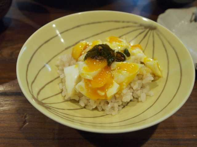 青唐辛子入り辛い卵かけごはん_d0339885_13493728.jpg