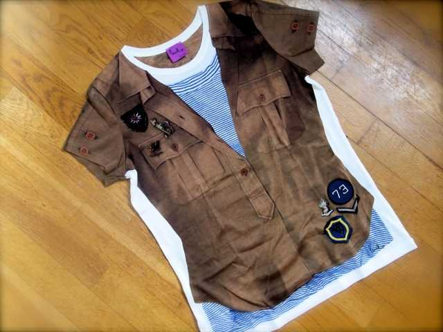 ポールスミスのTシャツはクールビズにぴったり_d0339885_13493907.jpg