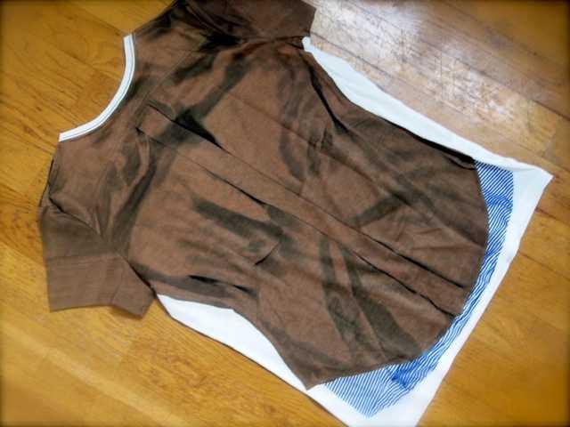ポールスミスのTシャツはクールビズにぴったり_d0339885_13493924.jpg