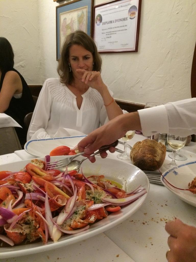 Milano二日目の晩餐(9/21)_c0180686_17205042.jpg