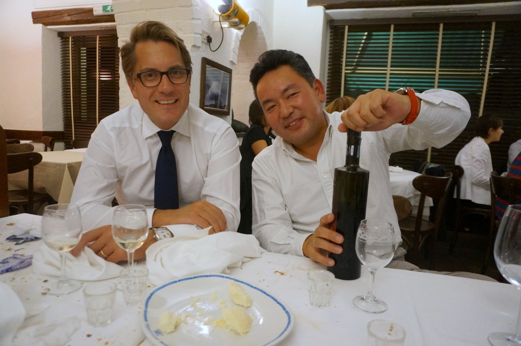 Milano二日目の晩餐(9/21)_c0180686_17210712.jpg