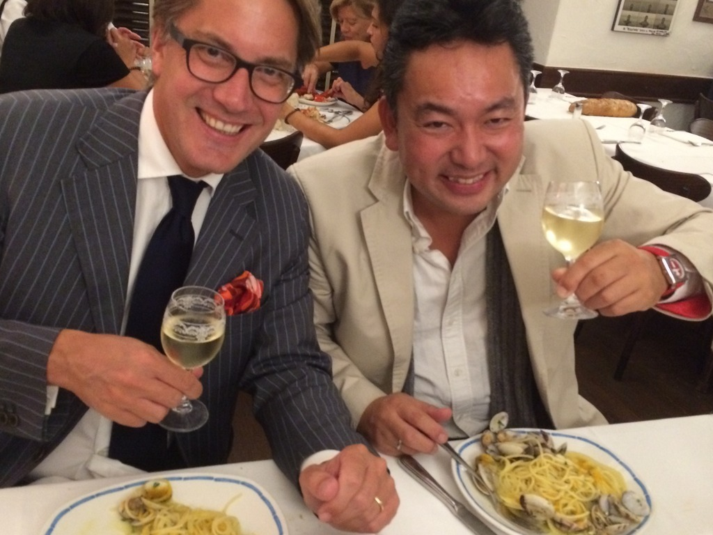 Milano二日目の晩餐(9/21)_c0180686_17224870.jpg