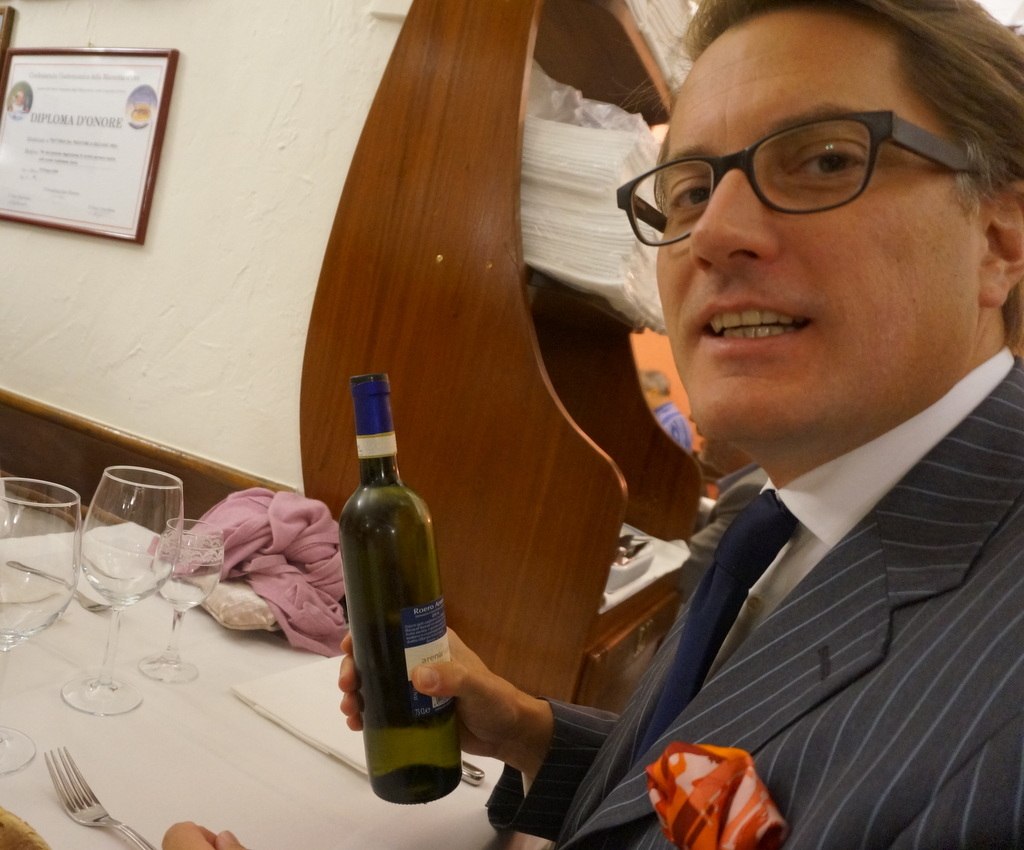 Milano二日目の晩餐(9/21)_c0180686_17260089.jpg