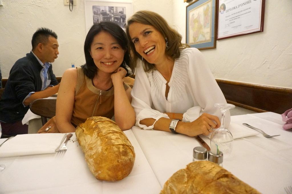 Milano二日目の晩餐(9/21)_c0180686_17260739.jpg