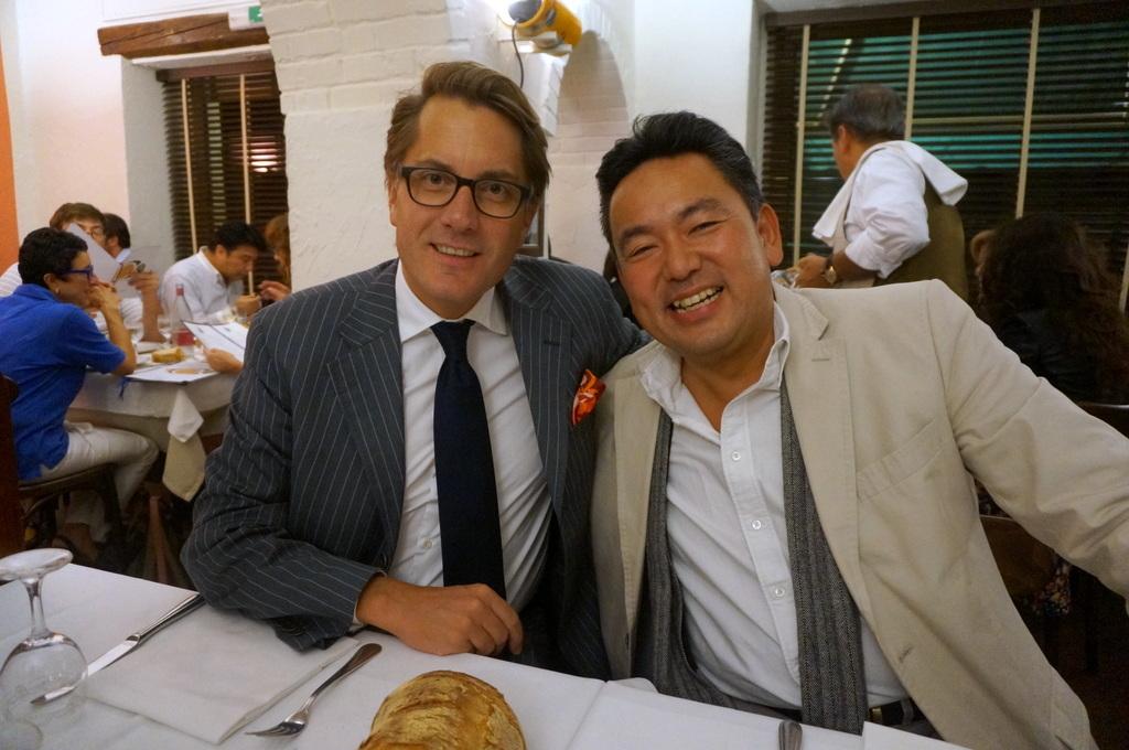 Milano二日目の晩餐(9/21)_c0180686_17261739.jpg