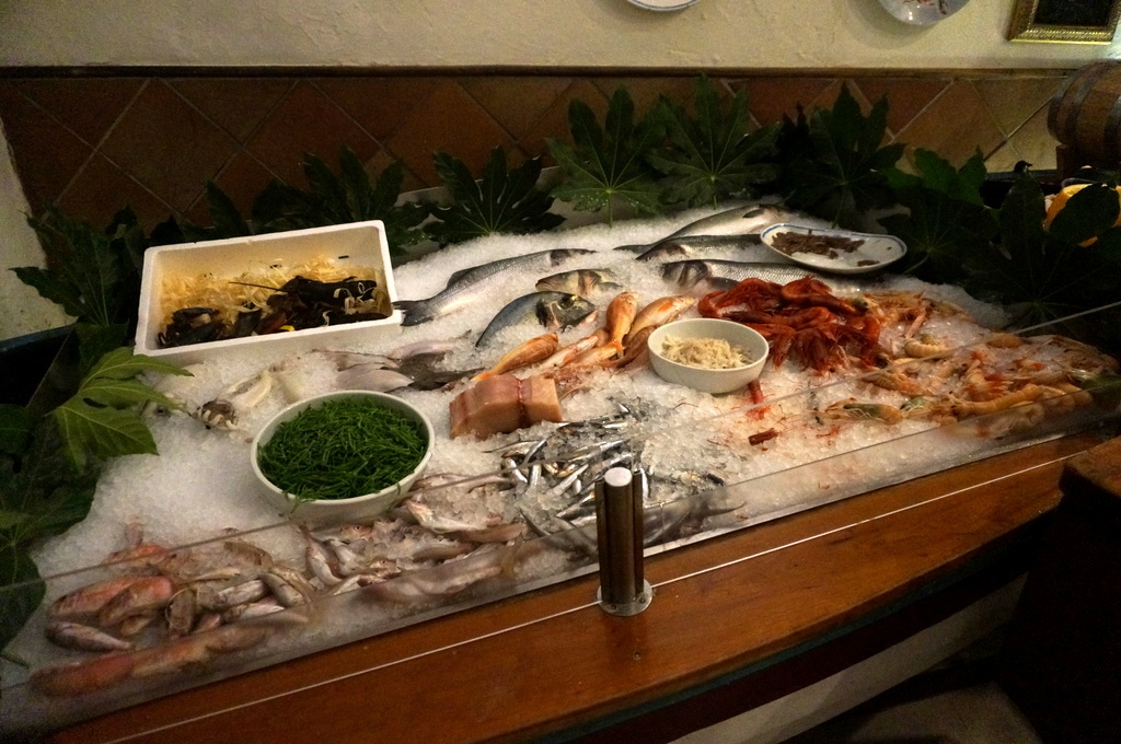 Milano二日目の晩餐(9/21)_c0180686_17264113.jpg