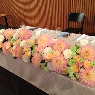 Happy Wedding! はいチーズ!!_e0120789_21260562.jpg