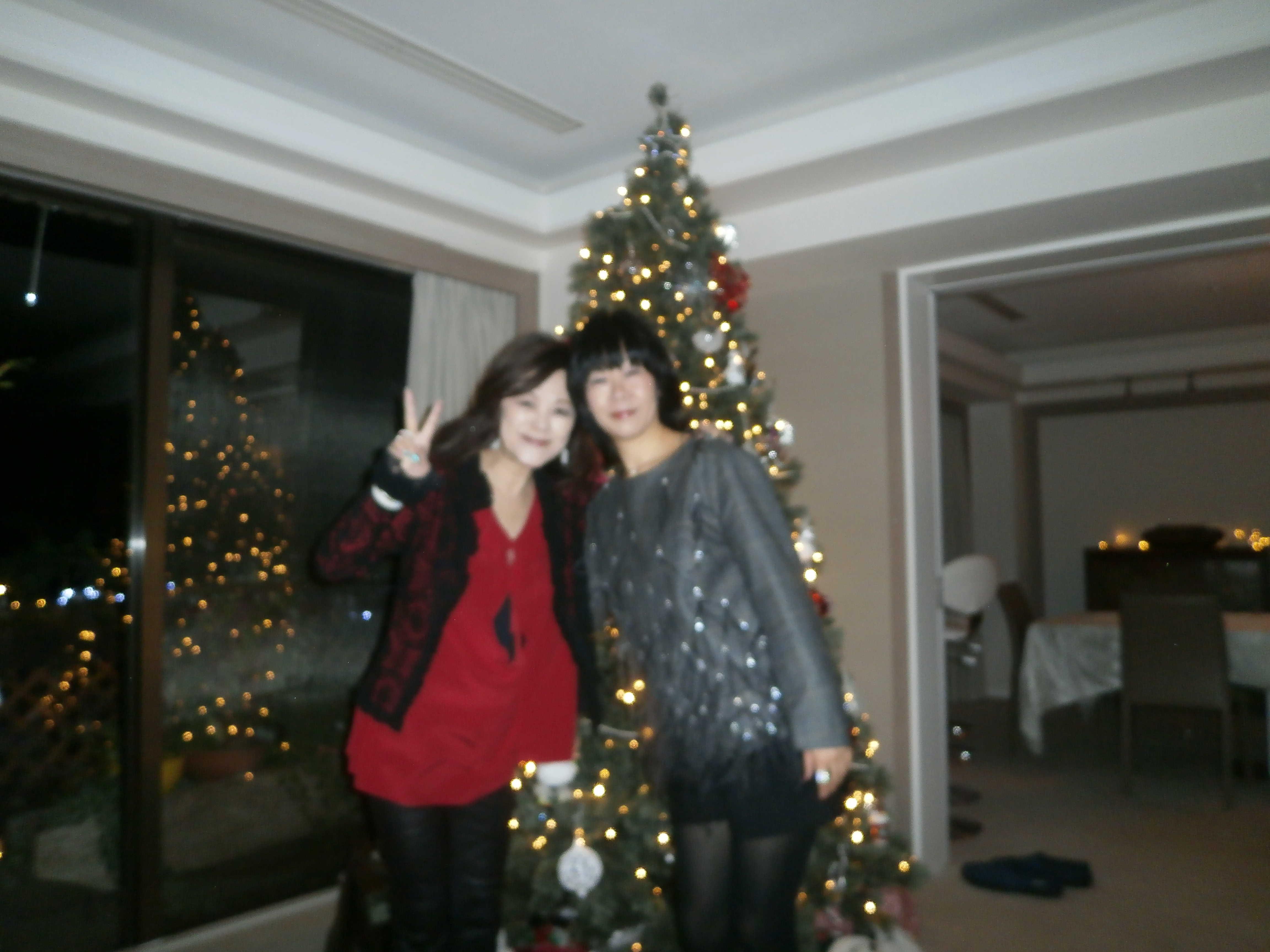 クリスマスパーティー♪_d0339890_12210549.jpg