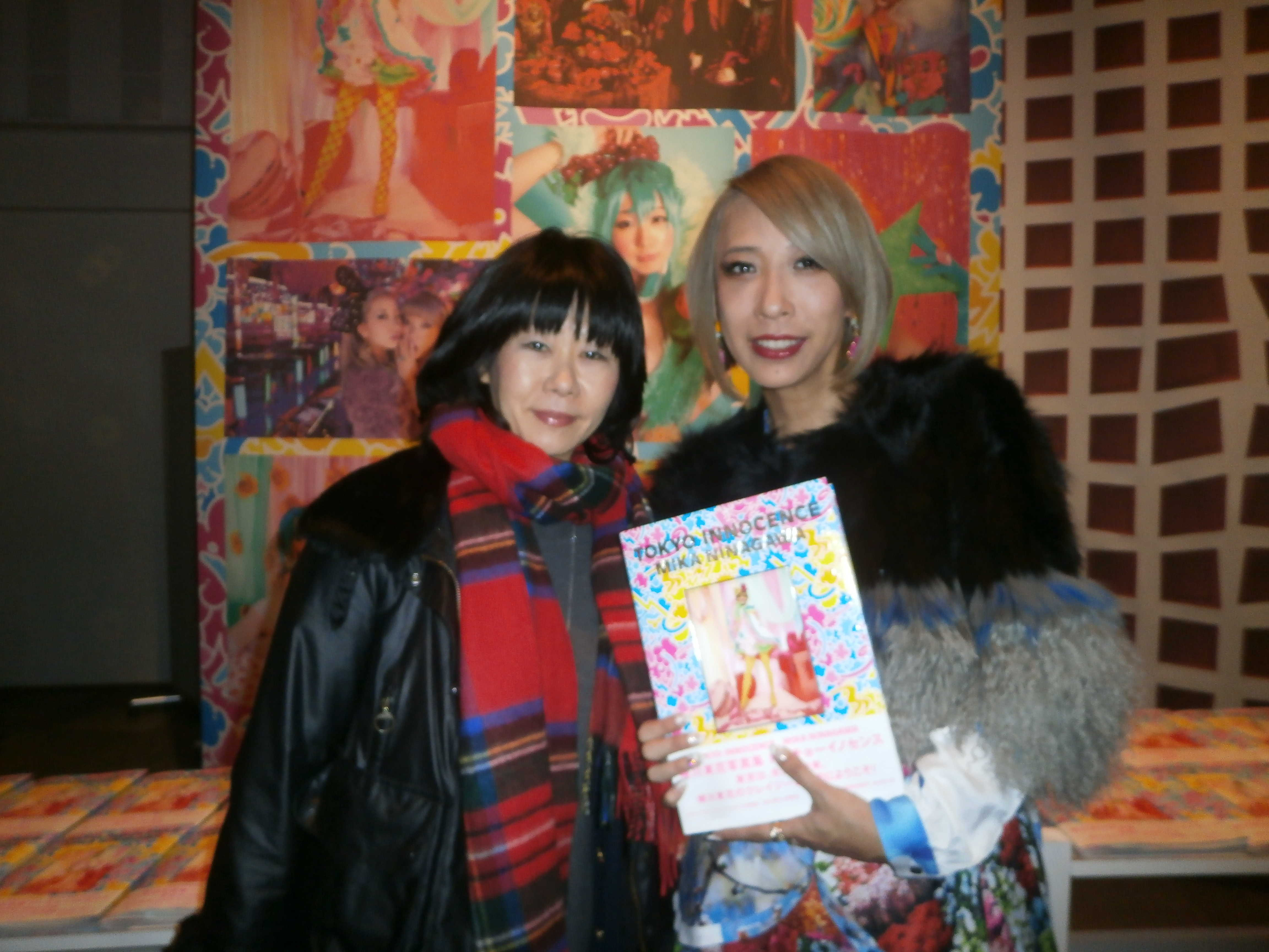 TOKYO INNOCENCE出版パーティー_d0339890_12211138.jpg