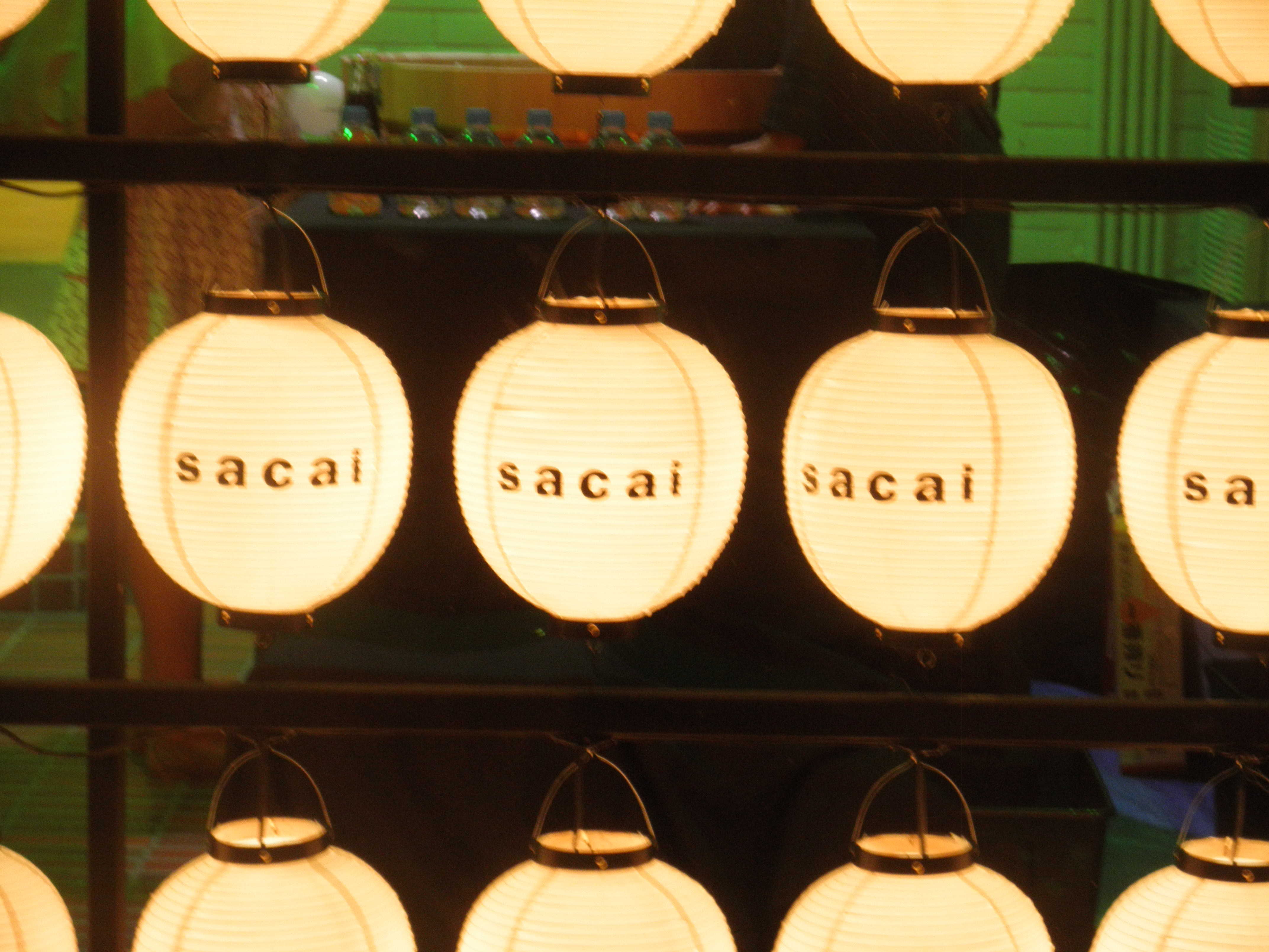 sacai 一周年記念パーティー_d0339890_12274616.jpg