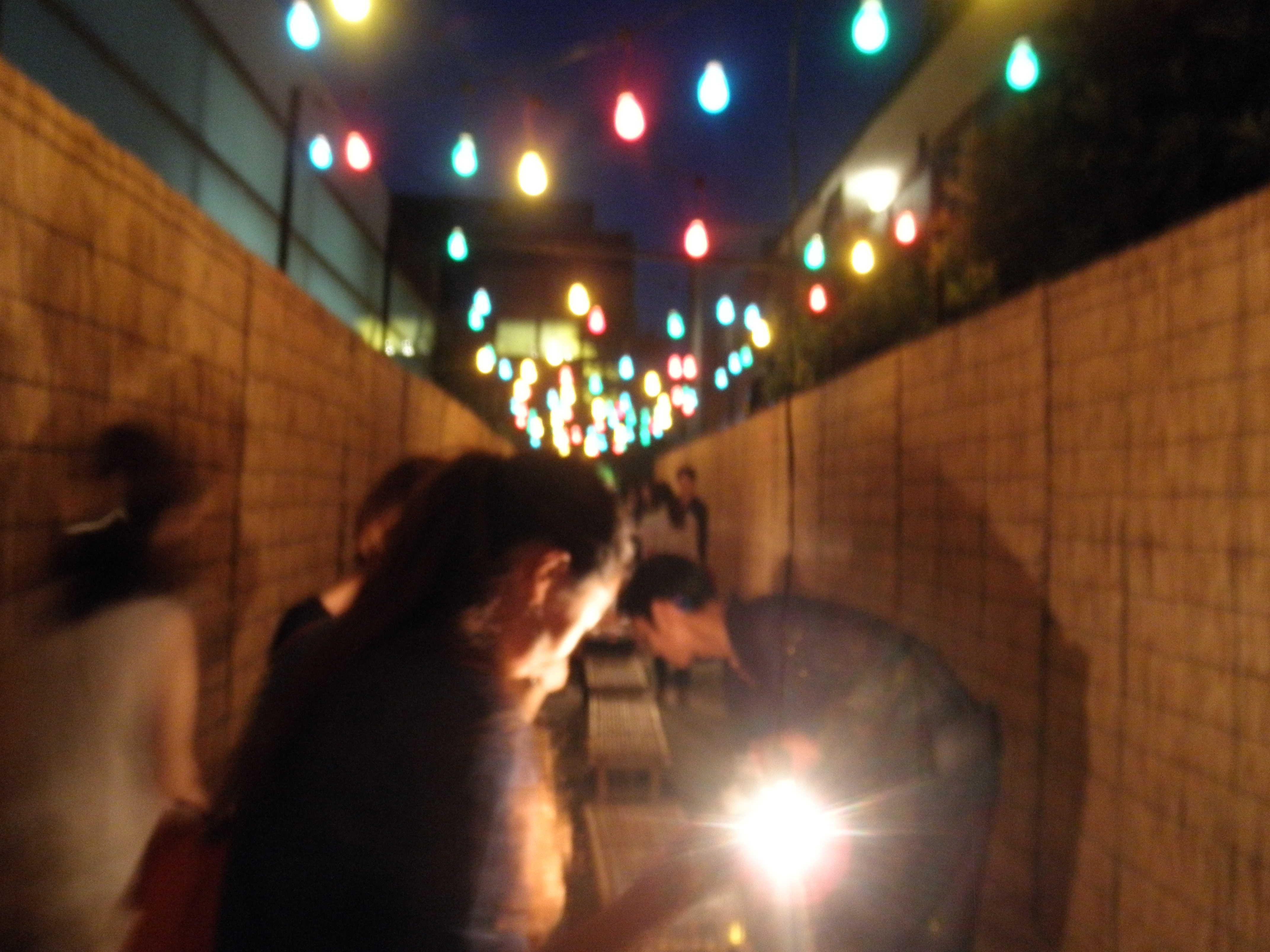 sacai 一周年記念パーティー_d0339890_12274745.jpg