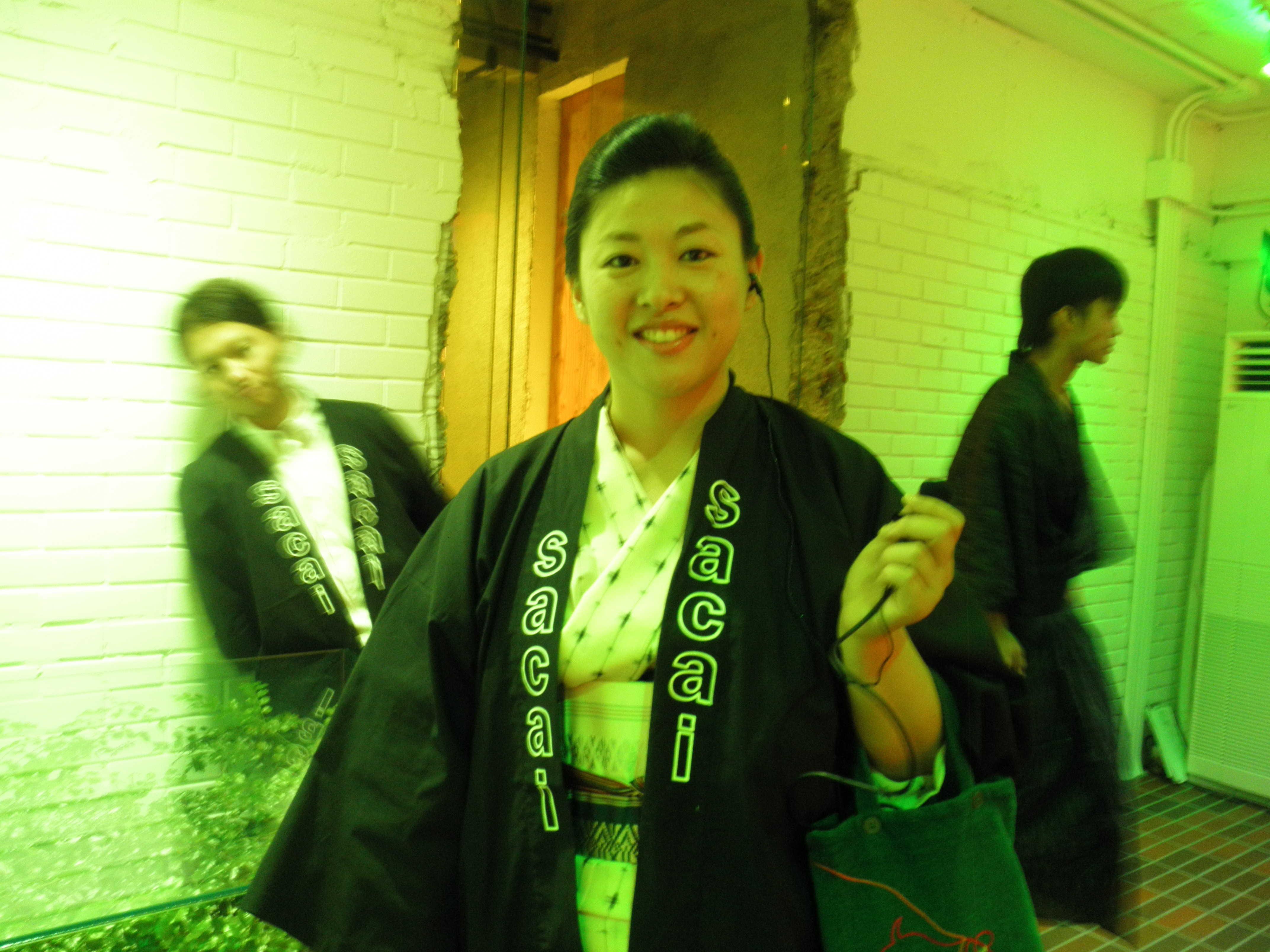 sacai 一周年記念パーティー_d0339890_12274879.jpg