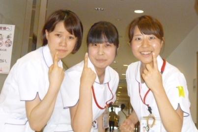 1あゆみ病棟新人看護師のご紹介_a0192843_08573197.jpg