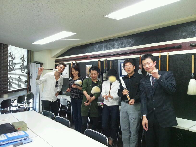 上平先生と再会(^o^)丿_b0165454_935034.jpg