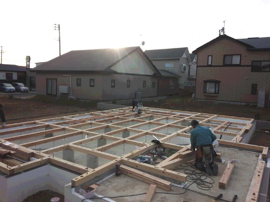 A様邸「新山前の家」工事中です。_f0150893_15592197.jpg