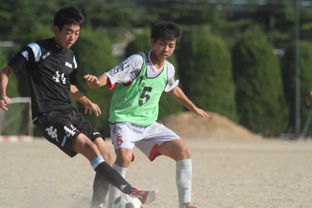 U-18 祝・初公式戦@M3: vs 仙台南高校 October 18, 2015_c0365198_00333982.jpg