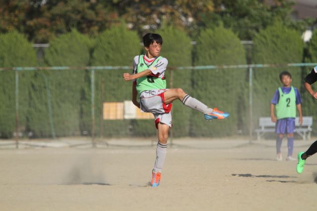 U-18 祝・初公式戦@M3: vs 仙台南高校 October 18, 2015_c0365198_00382885.jpg