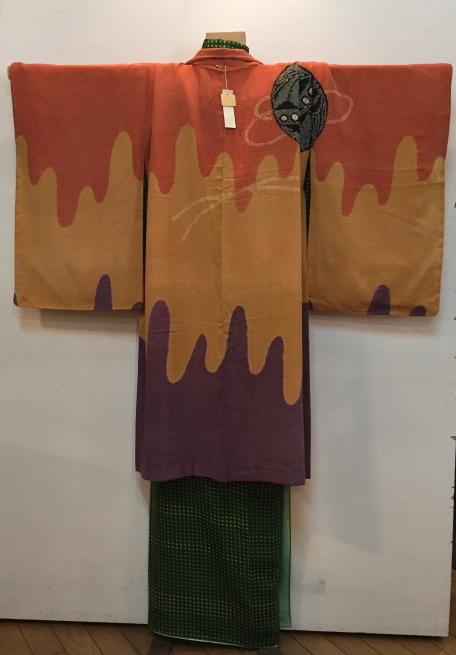 「今昔きもの市」アンティーク羽織色々♪販売商品11_c0321302_00092063.jpg