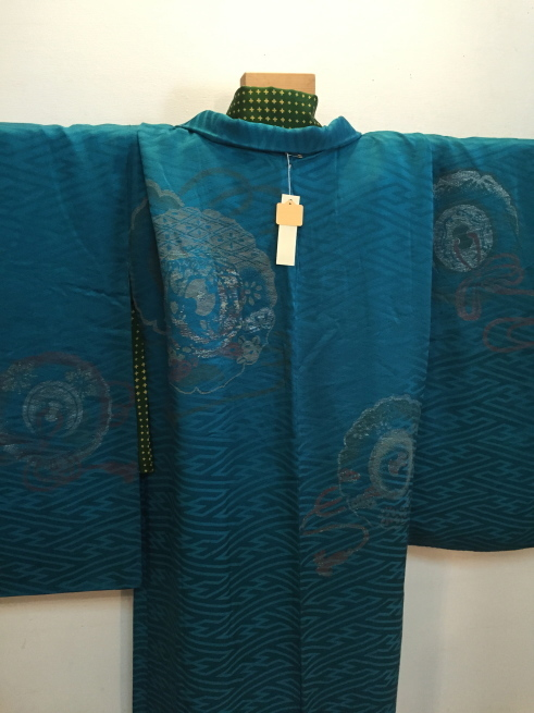 「今昔きもの市」アンティーク羽織色々♪販売商品11_c0321302_00125827.jpg