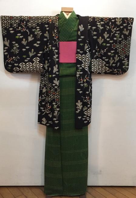 「今昔きもの市」羽織色々♪販売商品12_c0321302_00235513.jpg