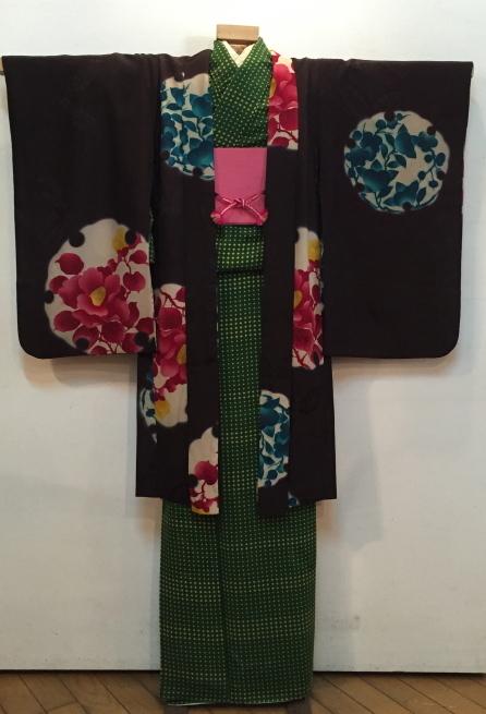 「今昔きもの市」羽織色々♪販売商品12_c0321302_00252412.jpg