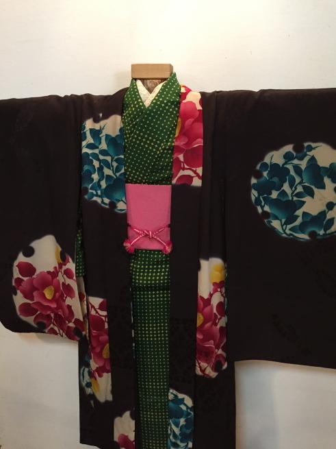 「今昔きもの市」羽織色々♪販売商品12_c0321302_00253538.jpg